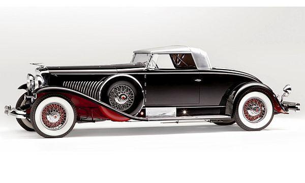 1931 Duesenberg Model J Coupe