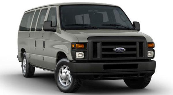Ford E-150 5.4 liter FFV