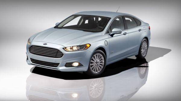 Ford Fusion Hybrid,