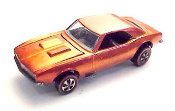 1968 Custom Camaro