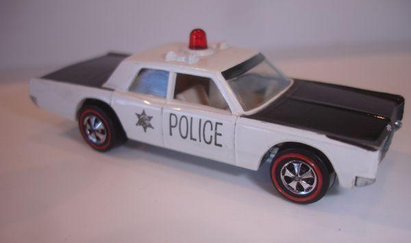 1970 Custom Police Cruiser