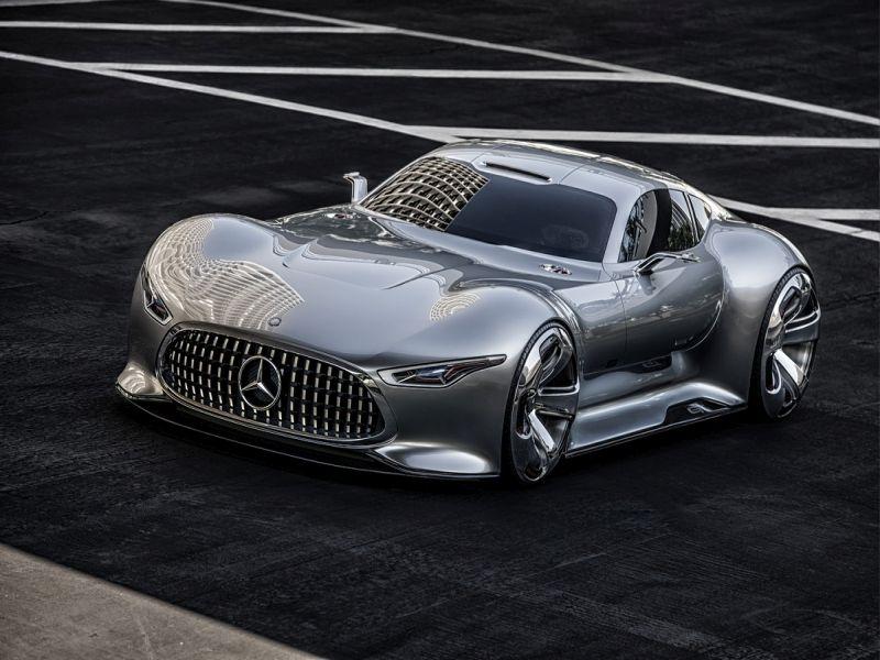 Mercedes-AMG R50