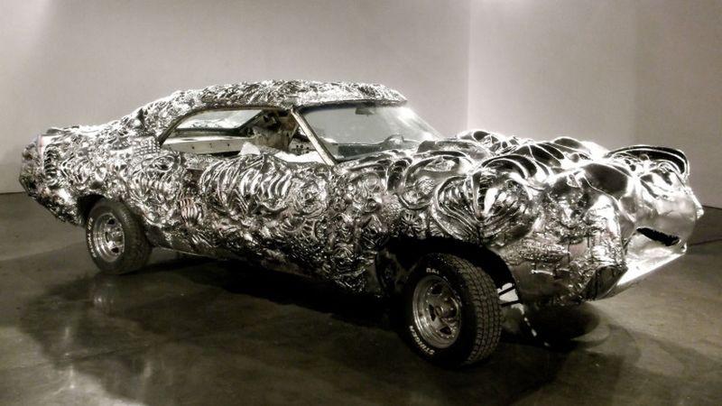 1971 Ford Torino Custom Display Car