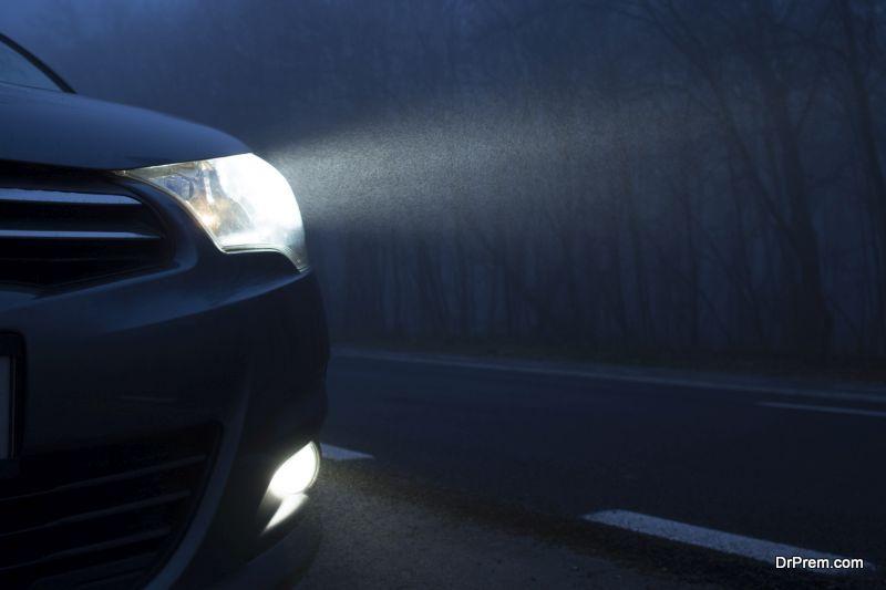 Adaptive Headlights