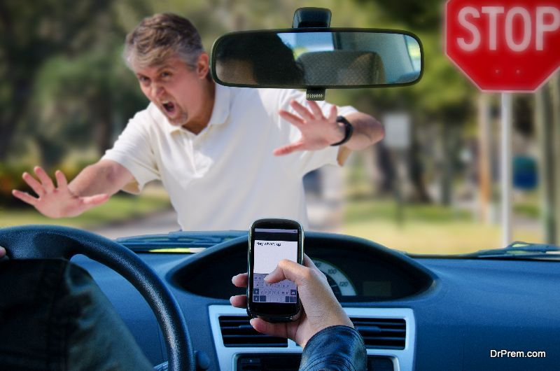 Penalties for Mobile Phone Use