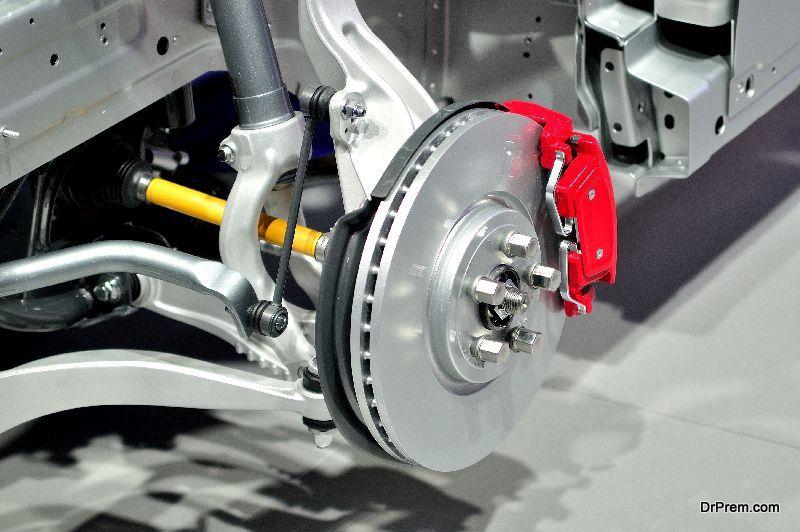 fix squeaky brakes