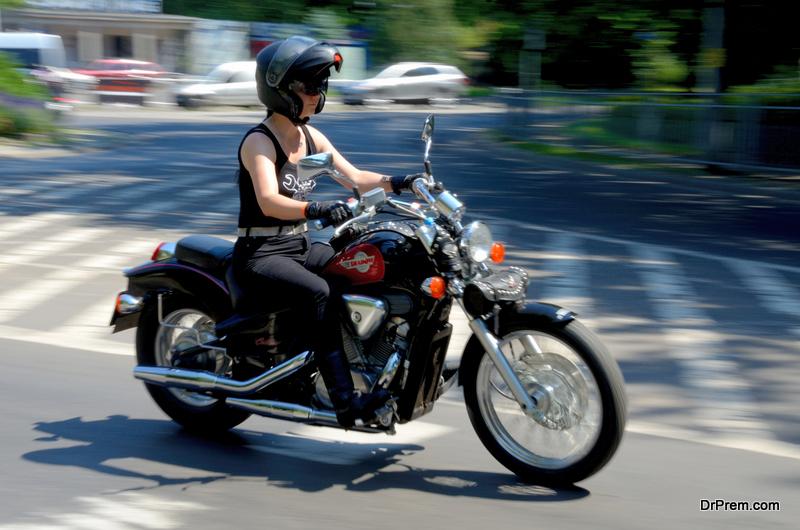 owning a Harley Davidson