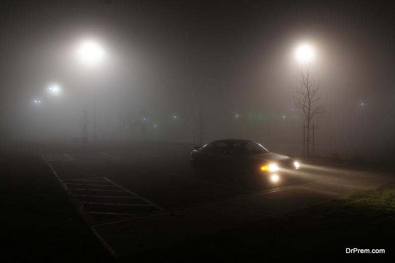 Having Fog Lights on Your Car