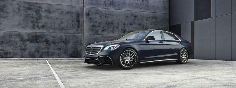 Mercedes S Class sedan