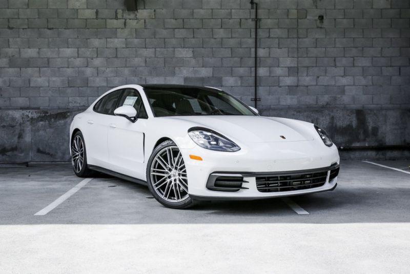 Porsche Panamera hatchback