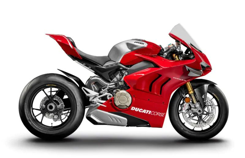 Ducati Panigale V4R official unveiled