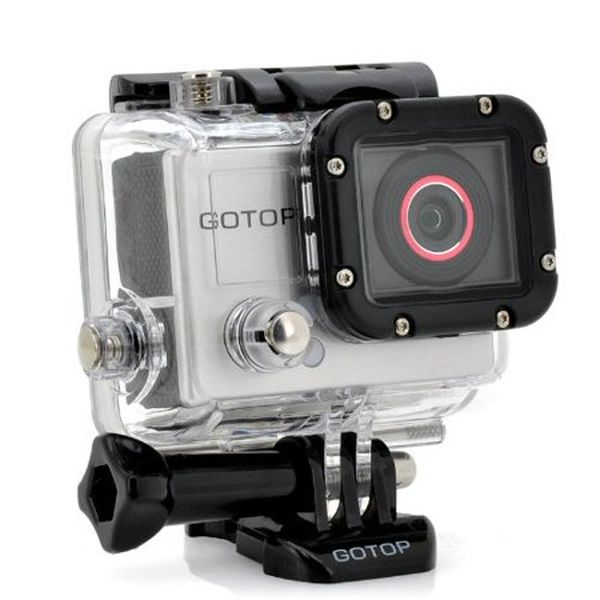 Mountable-sports-camera