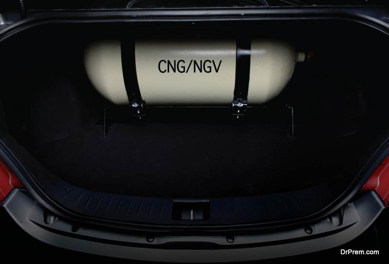 installing CNG kit in car