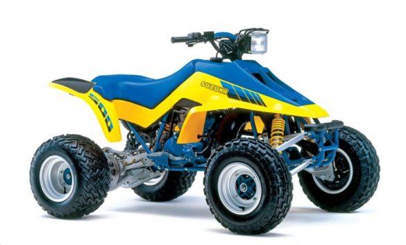 Suzuki QuadRacer 250