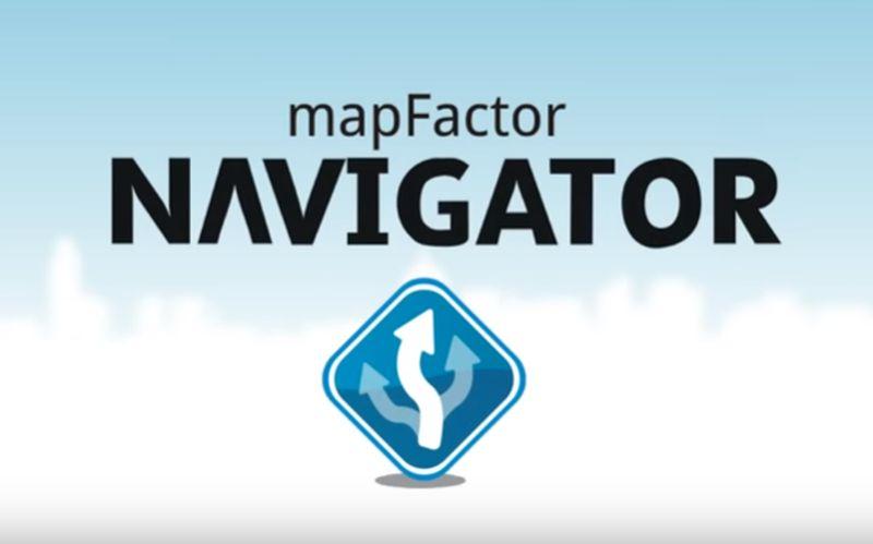 MapFactor app