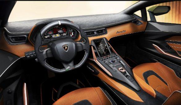 Lamborghini's hybrid hypercar