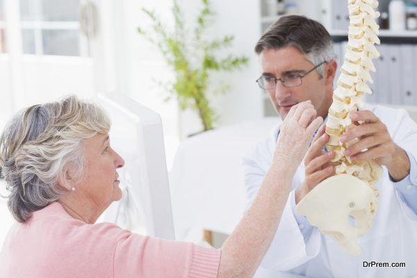 Seek specialist treatment