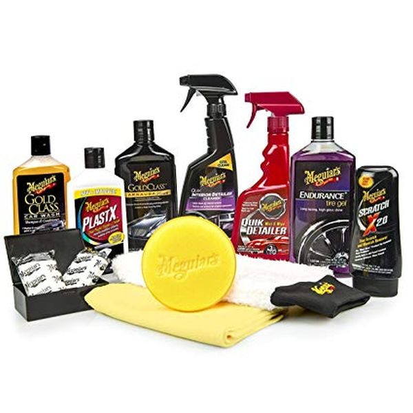 Meguilar's Complete Car Care Kit