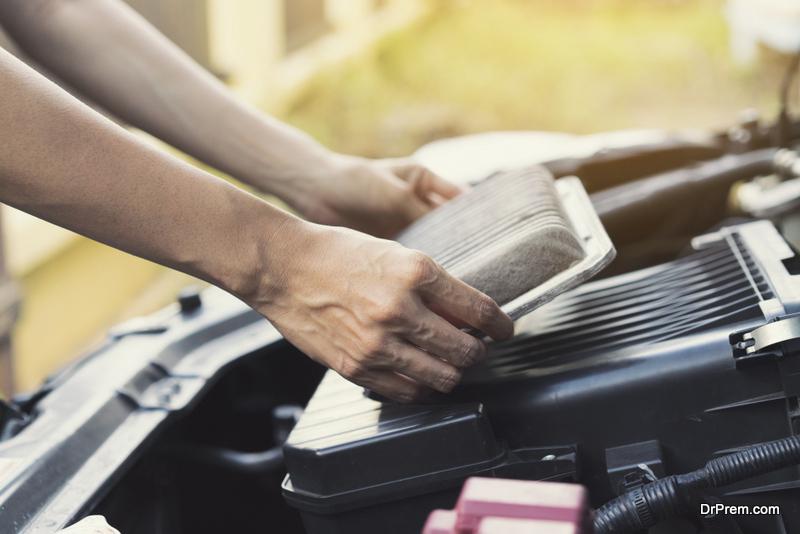 Perform Regular Car Maintenance