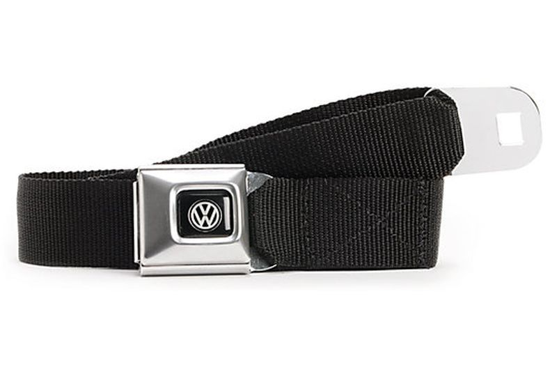 Volkswagen seat belt buckle