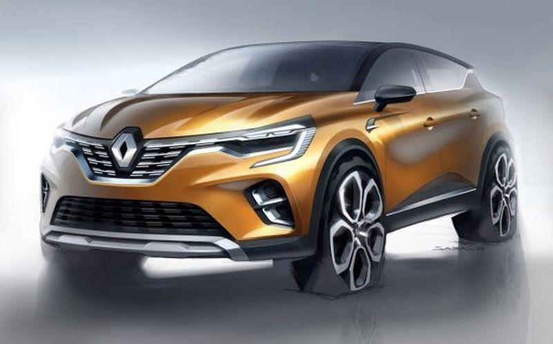 Renault Sub-4m Sedan Concept