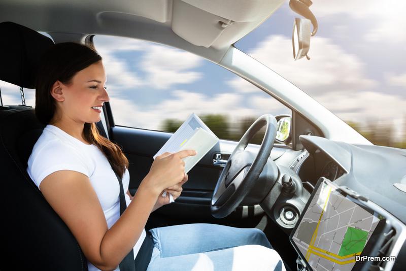 Autonomous vehicles or self-driving cars