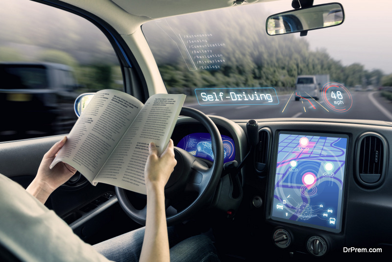 Autonomous vehicles or self-driving cars