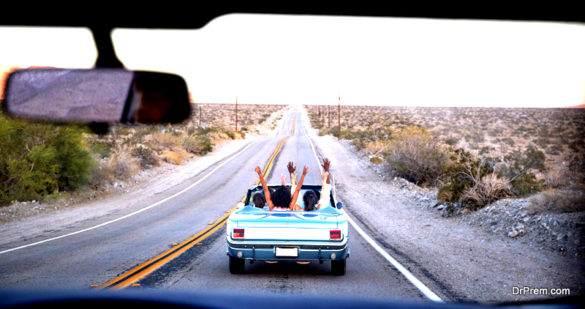 Cross-Country Road Trip