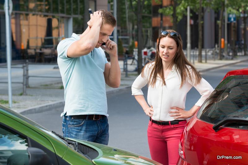 car collisions occur