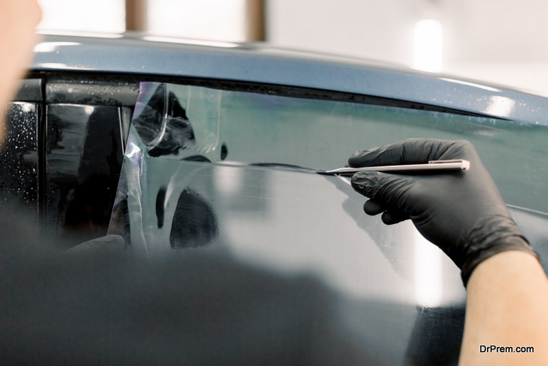DIY Guide to Tint Your Car Windows