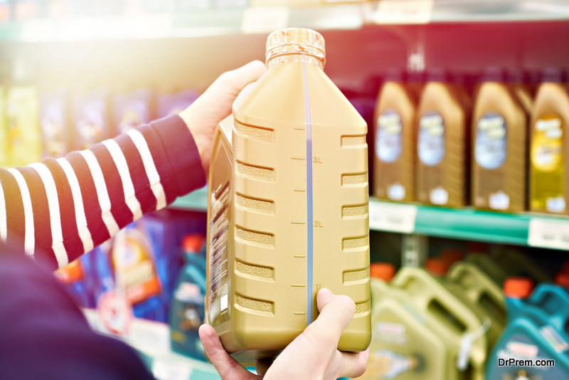 Synthetic oils are designed to maintain viscosity