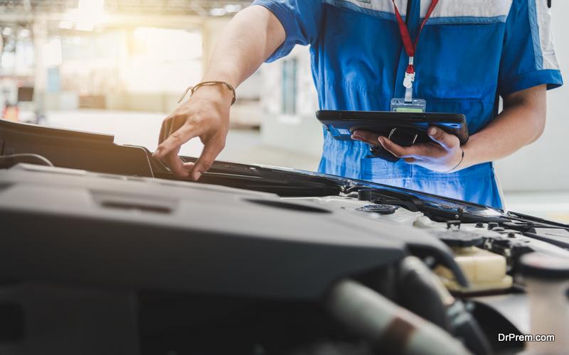 right fleet maintenance software