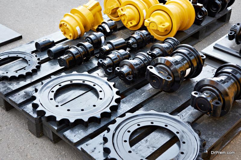 AGA Parts supplies reliable spare parts
