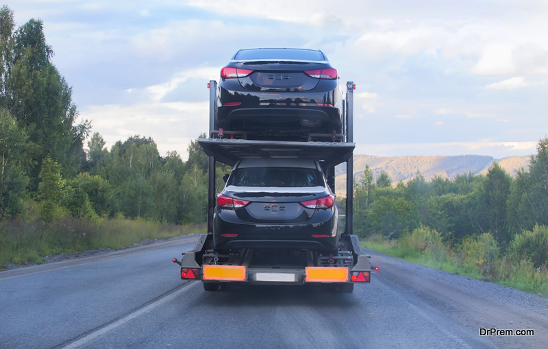 Select an Auto Transport Company for Campus Relocation