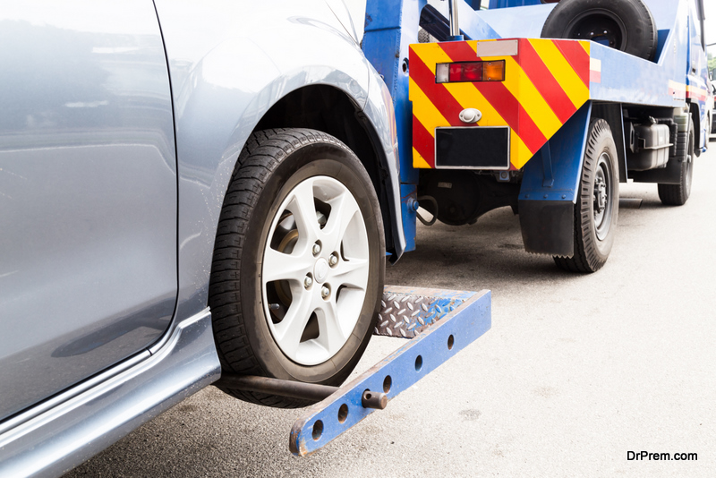 best options for towing a car across country