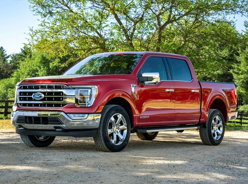 Owning a Ford F-150