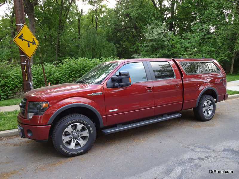the True Cost of Owning a Ford F-150