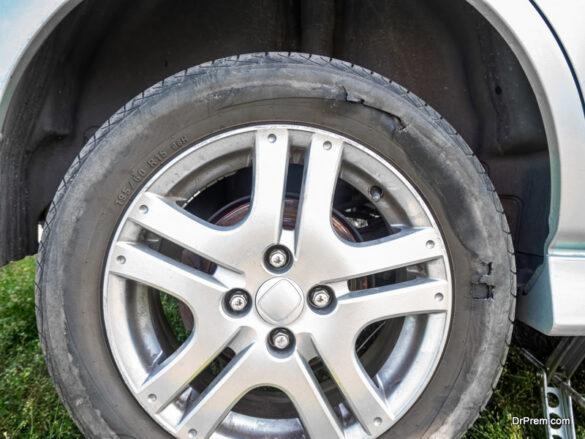 Tire Cracks