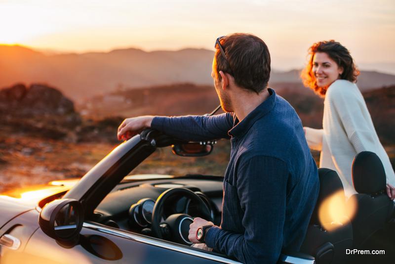 Choosing Exotic Convertible Car Rental