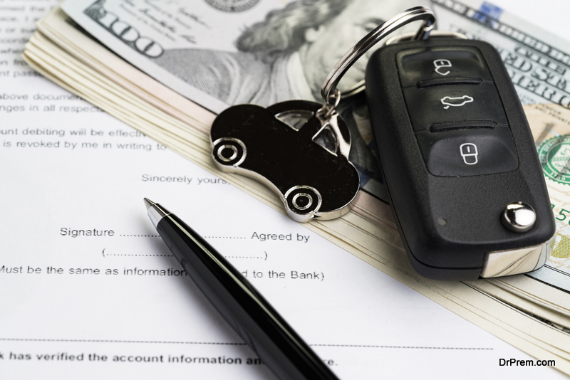 Financing your new car