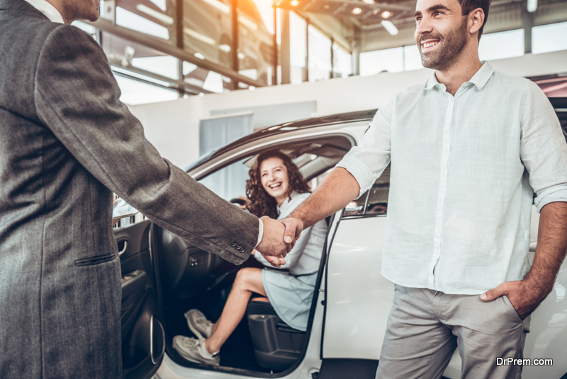 First-Time Car Buyer