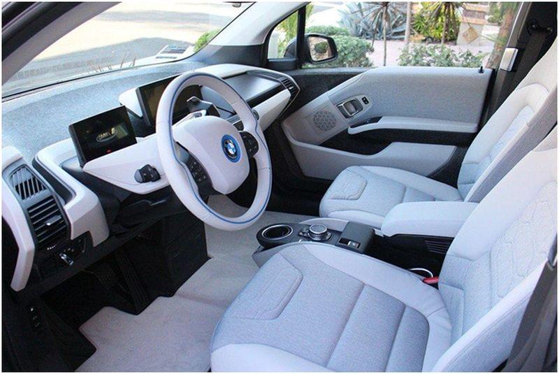 Generic interior of car