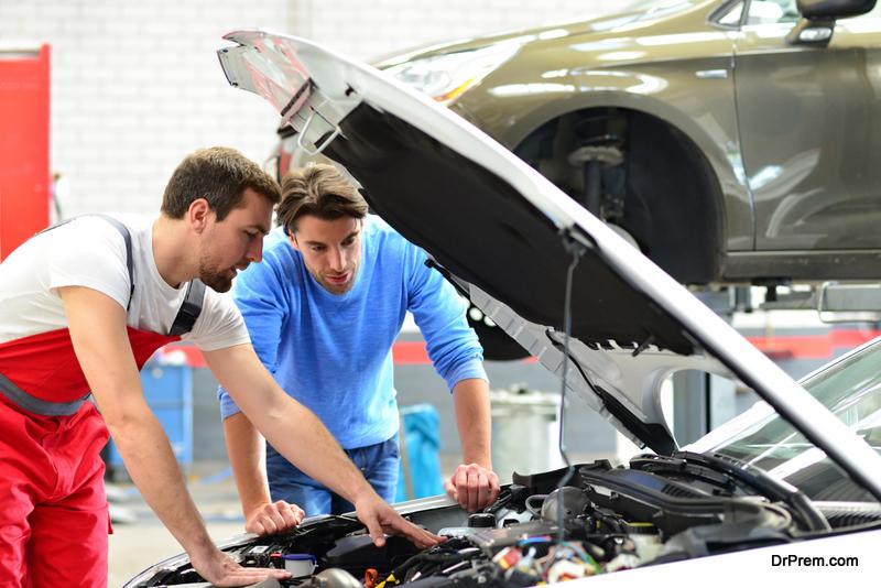 When Choosing an Auto Repair Shop