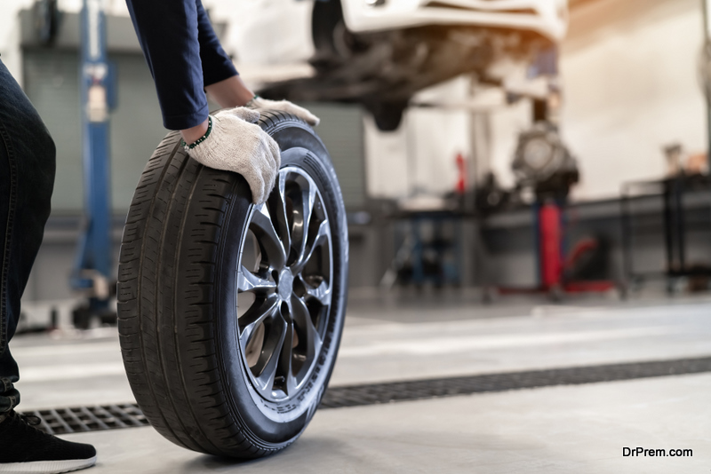 tires maintainance