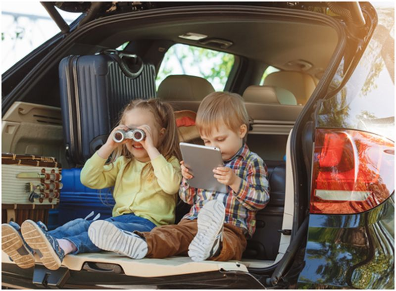 Keep Your Kids Entertained During a Long Car Ride